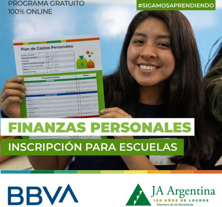 Finanzas Personales BBVA