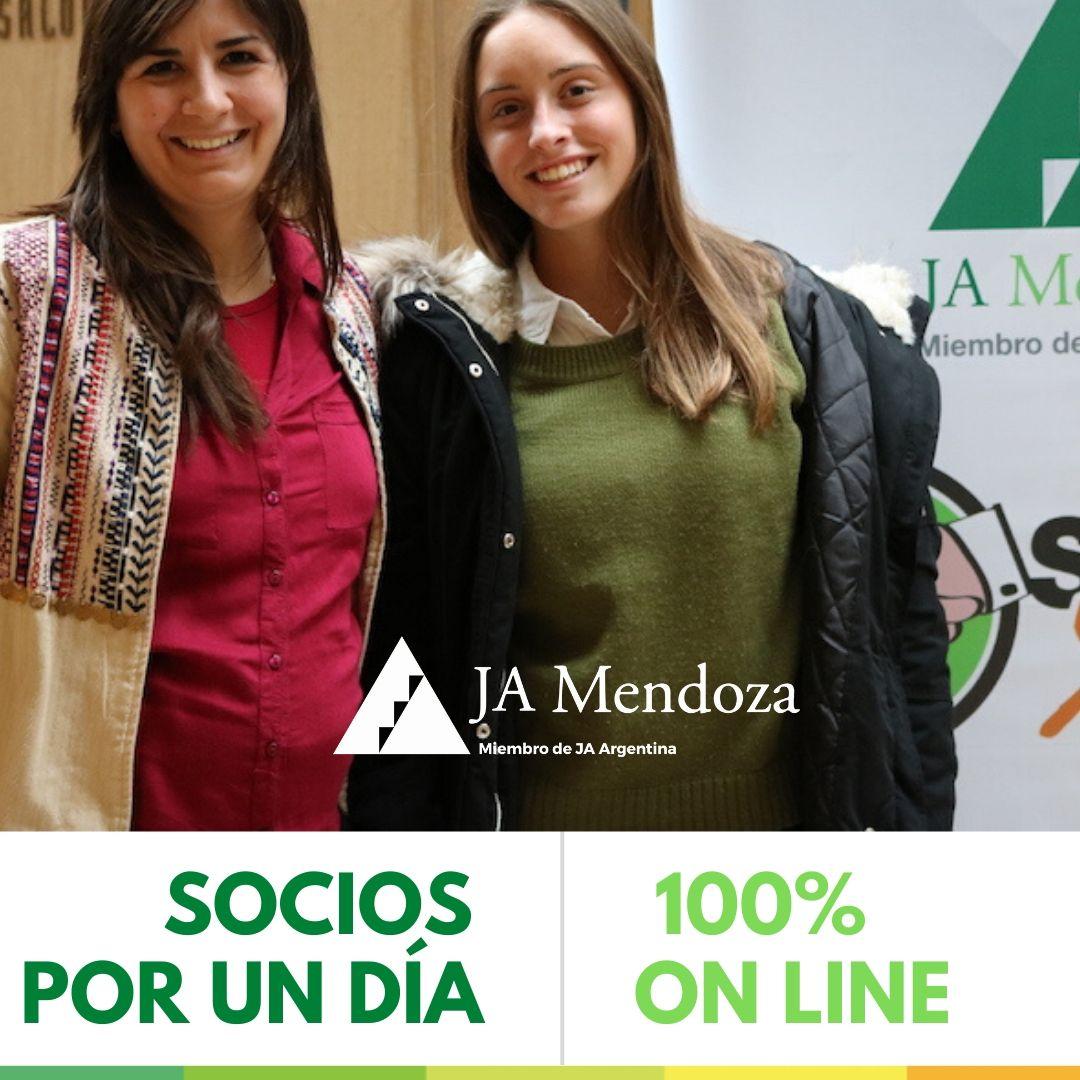 Socios por un Día en Mendoza