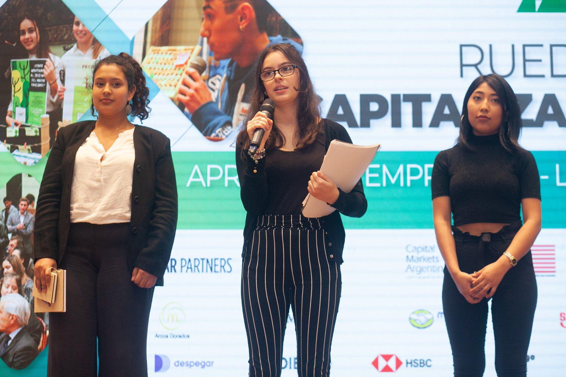 Rueda de Capitalización 2019