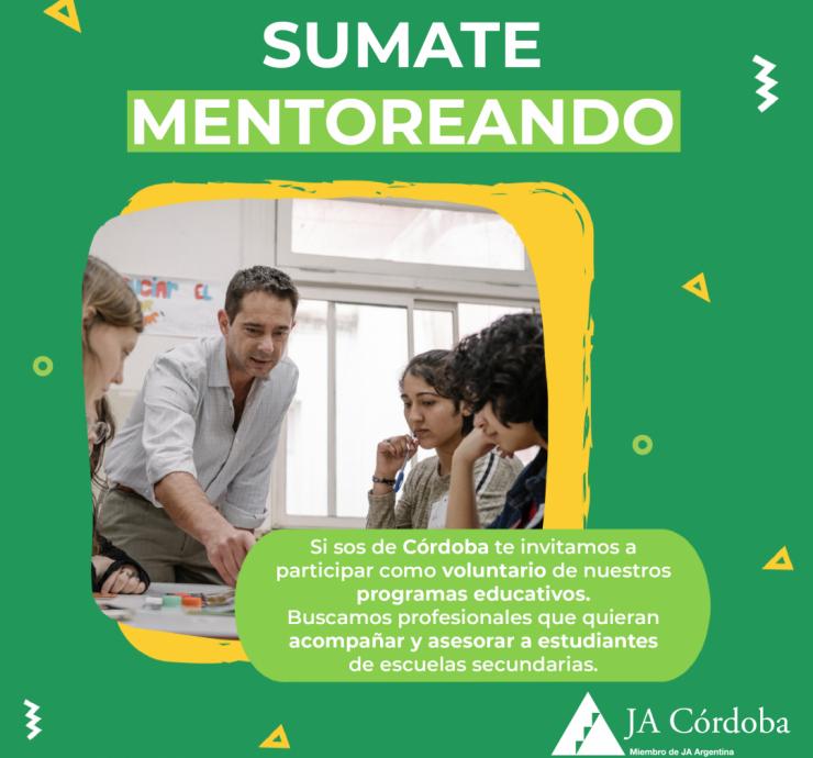 Voluntarios JA Córdoba
