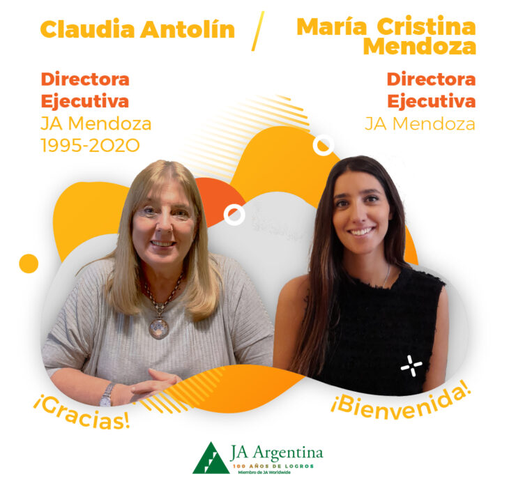 Claudia A. y María C. Mendoza