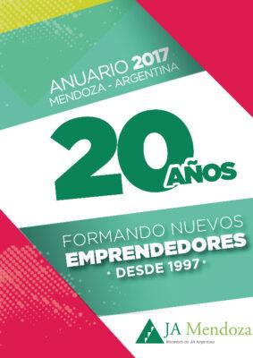 Tapa anuario JA Mendoza 2017