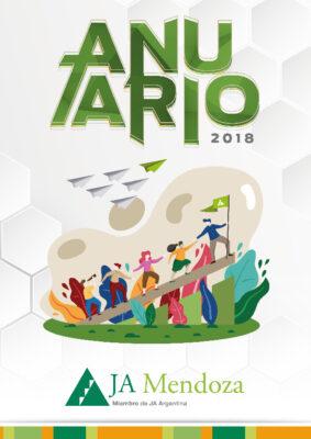 Tapa anuario JA Mendoza 2018