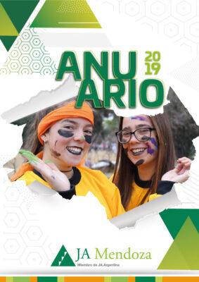 Tapa anuario JA Mendoza 2019