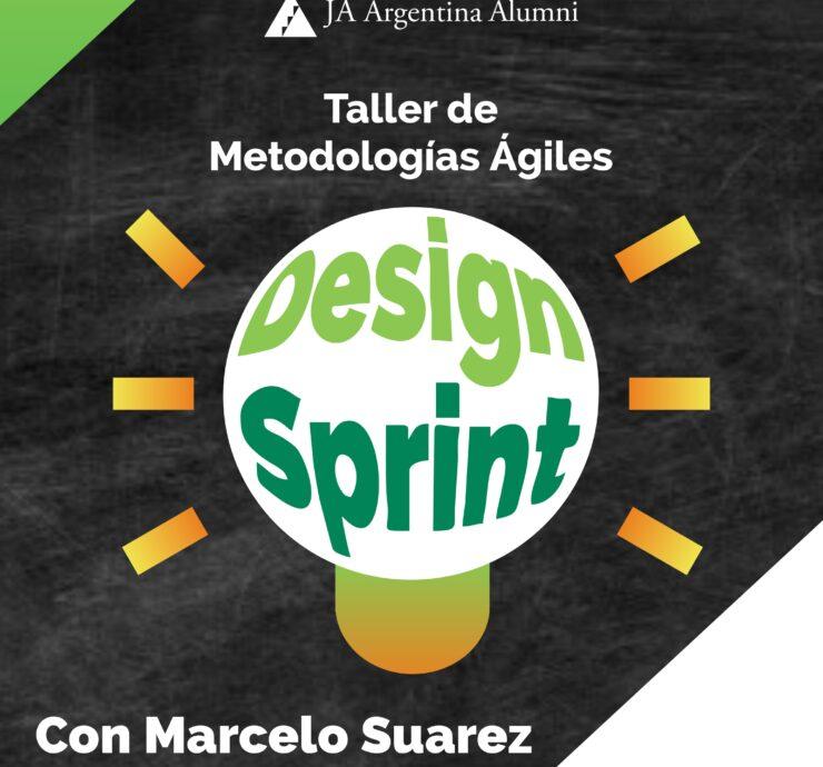 Design sprint Alumni 1080x1080