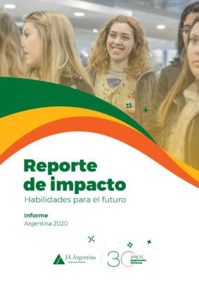 Informe Habilidades para el futuro: reporte de impacto 2020