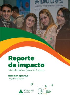 Resumen ejecutivo Habilidades para el futuro: reporte de impacto 2020