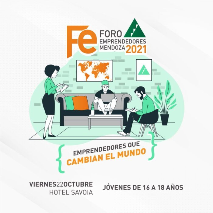 Foro emprendedores Mendoza_Invitación